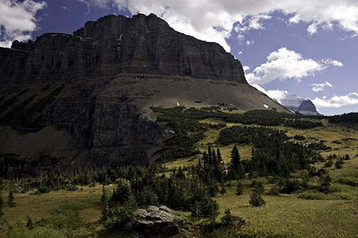 Rocky Mountains · Logan Pass, Glacier National Park, Montana